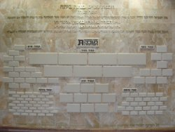 Donor & Memorial Walls - dw870