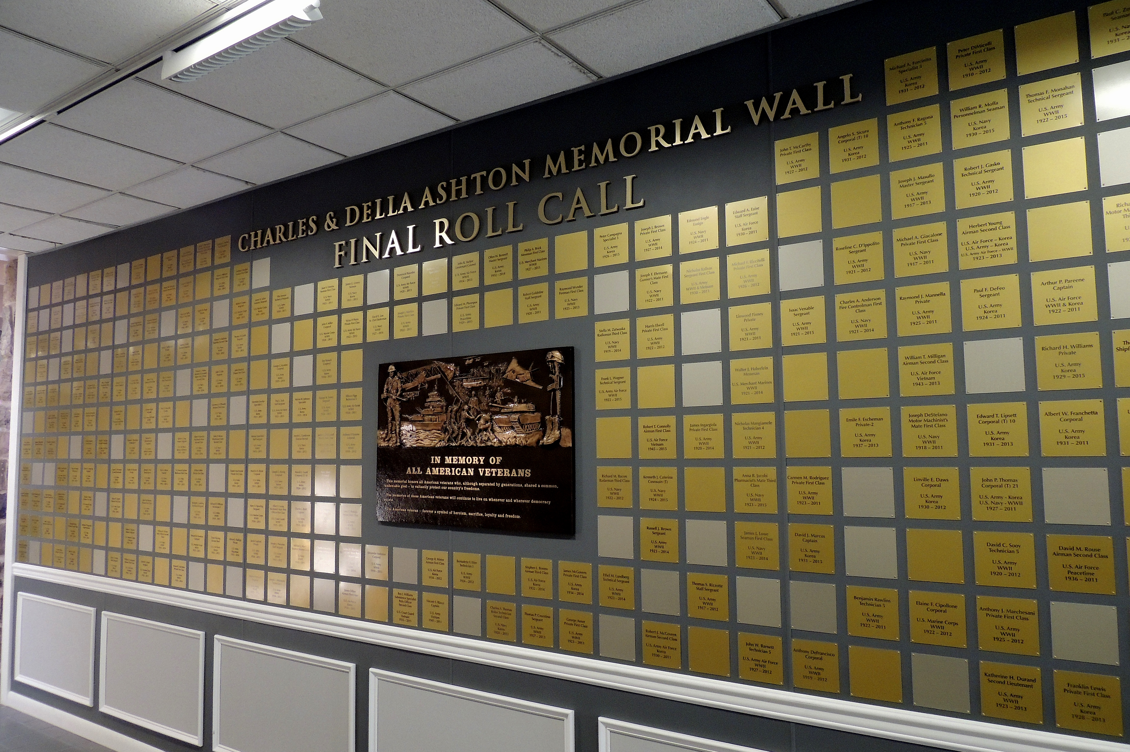 Donor Walls - dw155